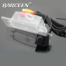 Free shipping car parking camera rain-proof and night vision apply for  KIA k4 /k5 2011/2013/2014 on promotion