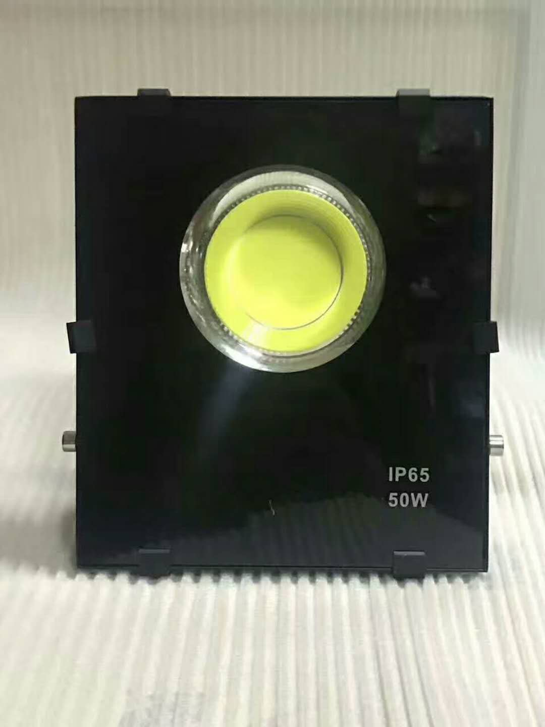 NEW COB chip led floodlight 50-200w led flood light outdoor lamp the shell floodlight aluminum
