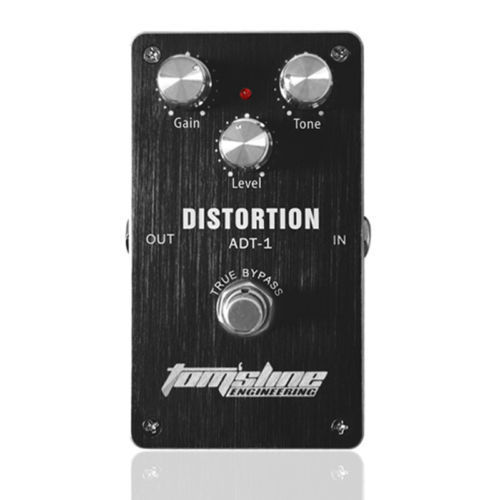 tomsline engineering  US $49.99 |NEW AROMA TOM'SLINE ENGINEERING ADT 1 Distortion EFFECT PEDAL  FOR ELECTRIC GUITAR-in Guitar Parts & Accessories from Sports &  Entertainment ...