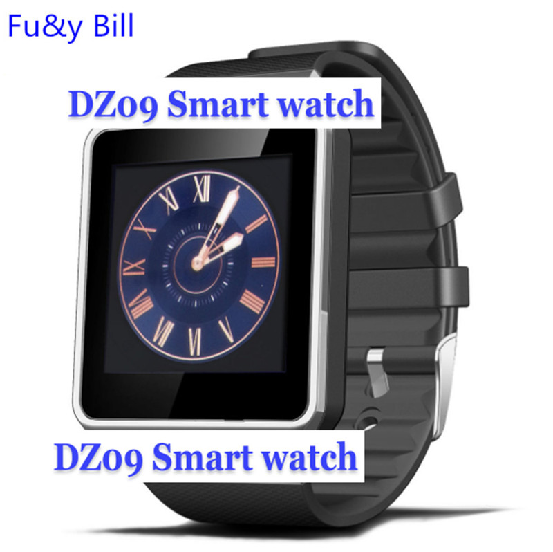 DZ09 Bluetooth font b Smart b font font b Watch b font with Camera for Samsung