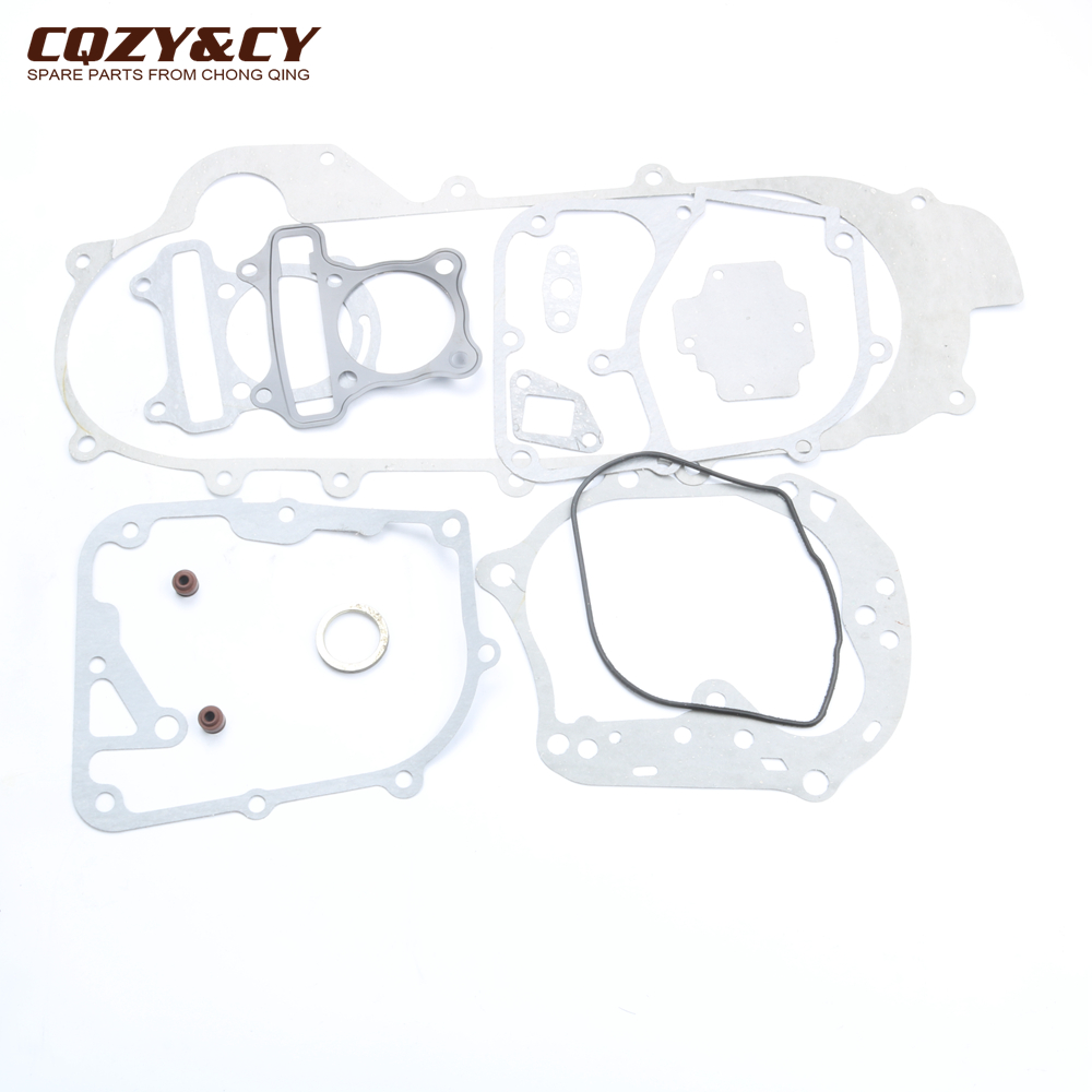 Scooters 400mm Engine Full Gasket Set for GY6 50cc 80cc