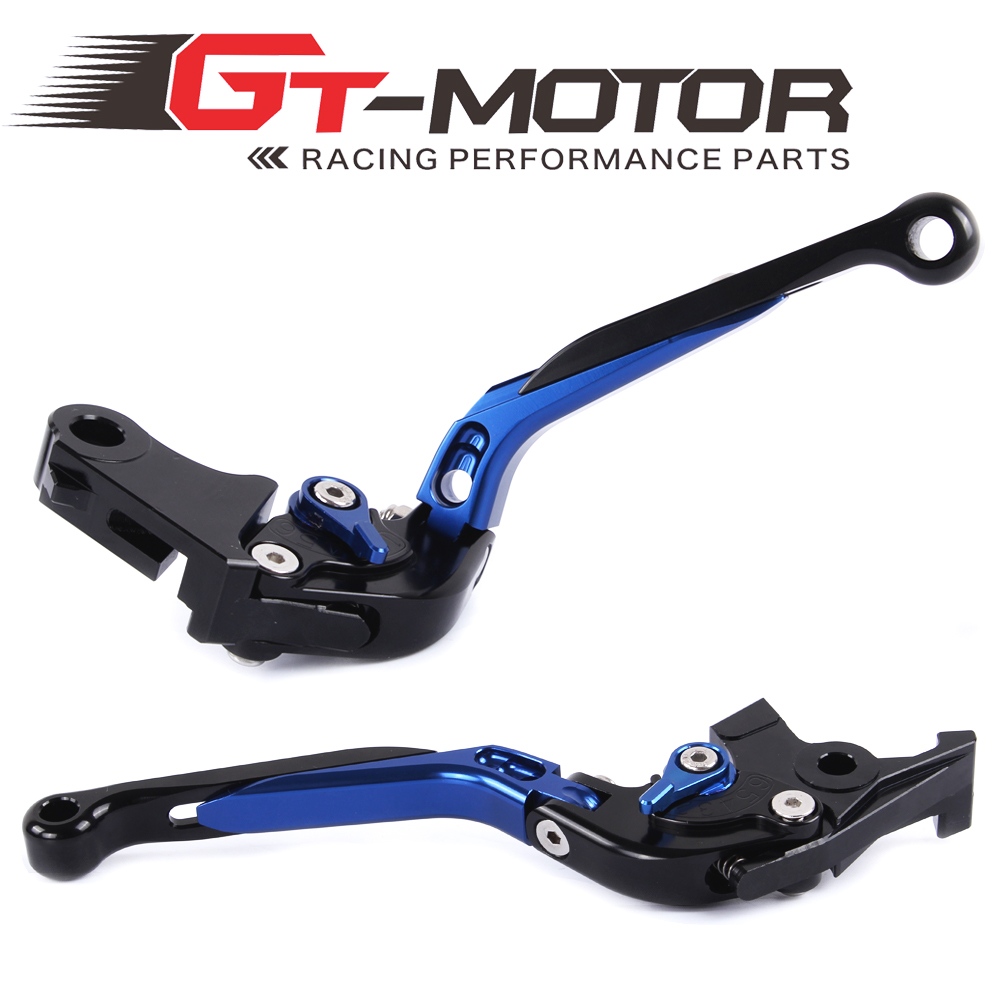 Gt Motor F Xx H Adjustable Cnc D Extendable Folding Brake Clutch Levers For Honda on R1 Motorcycle Motor On A Go Cart