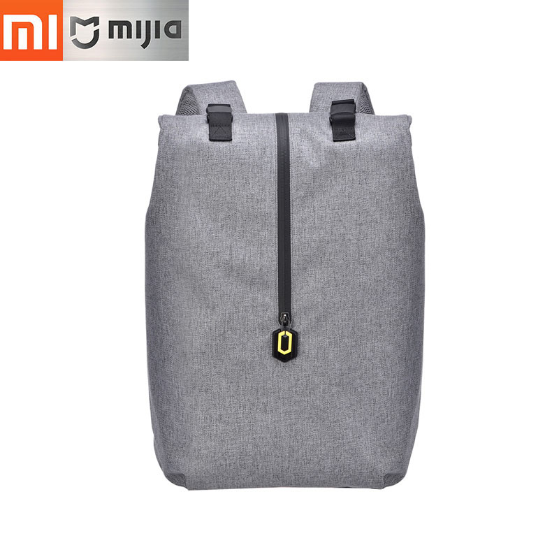 Original Xiaomi Mi 90 Fun Travel Backpack 14 inch Casual Travel Laptop Rucksack Outdoor Leisure Backpack College, work, life Bag 2018 new xiaomi 90 fun classic business travel backpack waterproof large capacity casual travel laptop rucksack school backpack