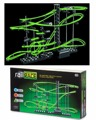 New Glow In The Dark Space Rail Race 10m Marble Run Track Marble RunToy Games