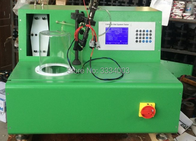 AM-EPS100 common rail injector test bench, common rail injector tester tool common rail injector diesel collector for bo sch common rail test bench part 1pcs