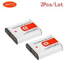 JHTC 2Pcs/lot 1400mAh NP-BG1 NP BG1 Battery For SONY Cyber-shot DSC-H3 DSC-H7 DSC-H9 DSC-H10 DSC-H20 DSC-H50 DSC-H55 DSC-H70