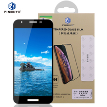For Samsung Galaxy A2 Core Glass Tempered PINWUYO 9H Protective Film For Samsung Galaxy A2 Core Screen Protector Tempered Glass nillkin protective clear screen protector guard film for samsung g355h galaxy core 2