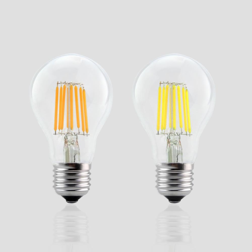 LightInBox Incandescent Light Lamps Filament Bulb Edison Lamp E27 Retro Vintage Edison LED Bulb Candle Light