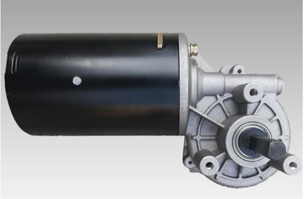 Worm Geared Motor 200w High Power High Torque DC Geared Motor 36v 60RPM