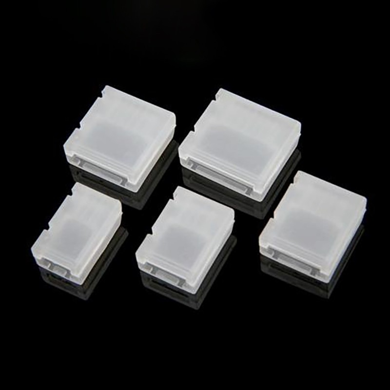 10pcs AB Buckle Clip 2s 3s 4s 5s 6s Model Lithium Battery Balancing Head Protector Balance Plug Connector Protector