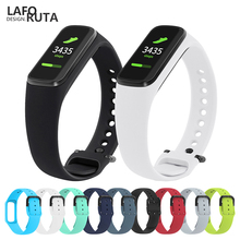 Laforuta For Galaxy Fit-e Strap Band Silicone Bracelet for Samsung R375 Women Men Fitness Smart Watchband Loop 2019