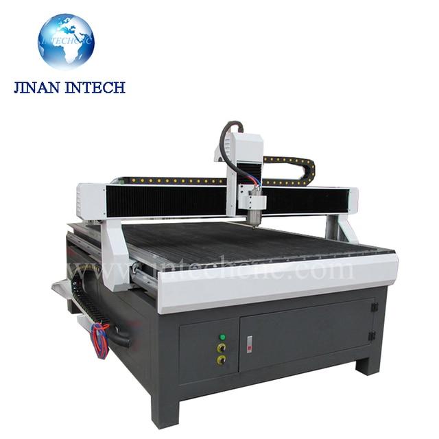 Precio bajo CNC madera talla máquina para venta 1318 1218 4 ejes CNC ...
