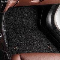 Автомобильные коврики для Mazda 2 3 Axela 6 8 5D CX5 CX 5 CX7 5D полное покрытие ноги чехол авто Стайлинг ковер нескользящий гильзы