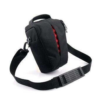 DSLR Camera Shoulder Case Bag For Canon 100D 650D 700D 500D 550D 600D 1100D 1200D 60D 70D 6D 7D SX540 SX530 SX60 SX50 T5i - discount item  25% OFF Accessories & Parts