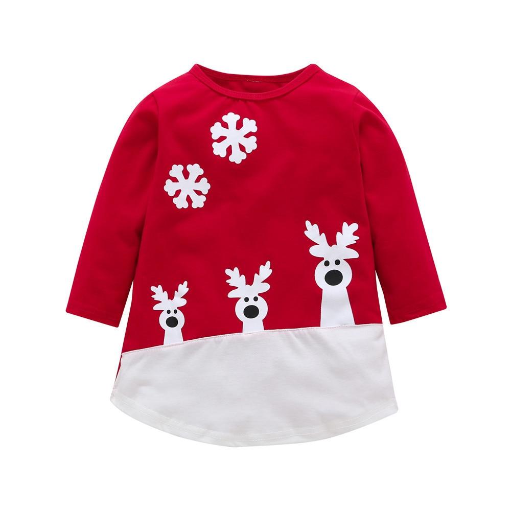 HTB1W9UfXtzvK1RkSnfoq6zMwVXaX 1-7 Years Kids Girl Dress Toddler Baby Long Sleeve Dresses Summer Children Clothing Girls Cotton Princess Dress Kid Tops Outfits