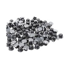100pcs New Car Tire Anti-slip Sleeve Studs Screws Cleats Spikes Wheel Winter Protection