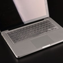 "1 PC 13 ""15"" Berguna Ultrathin Bening TPU Keyboard Cover Kulit untuk MAC BOOK Pro/Retina(China)"