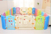 Baby Playpens Baby Kids Safe Indoor Game Play Fence Activity Gear Environmental Protection Fence