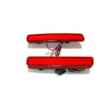 July King LED Brake Light, LED Rear Fog Lamp Case for Toyota Noah Voxy 80 and Prius 40 series, 1set/lot, Safety Warning Light