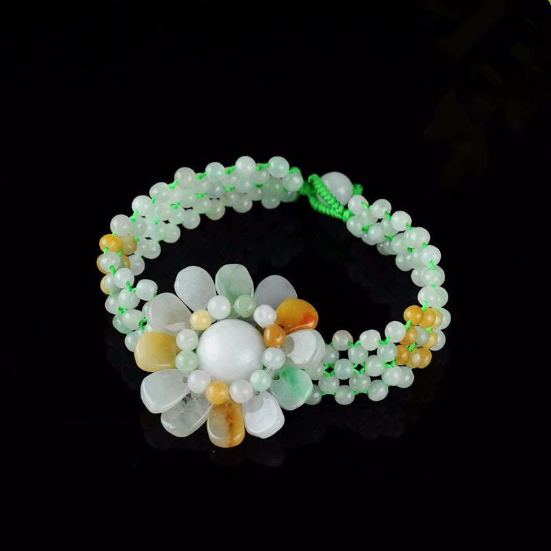 Fine Jewelry Natural Hotan Yu Bracelet/ Orders Are Welcome. Bracelets & Bangles