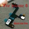 Para aplicar la nueva generación de apple iphone6 botón interruptor de arranque en línea línea línea de la pantalla de bloqueo de flash clave
