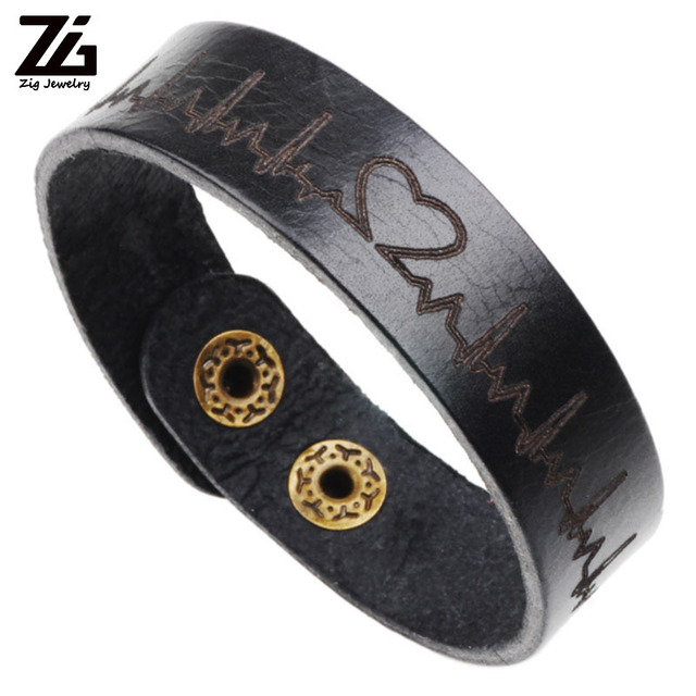ZG Engrave Name Black Braid...