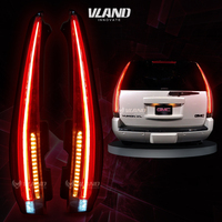 Vland Car Styling Taillight For Yukon Led Tail Light 2007 2014