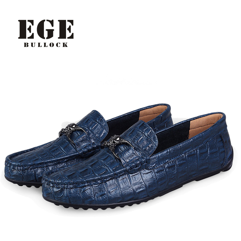 Plus size New Arrival Fashion Driving shoes loafers,Casual Genuine Leather Men Flats,Outdoor Crocodile style moccasins for men pjcmg new crocodile moccasins men genuine embossed leather breathable lazy casual flats loafers driving business men flat shoes