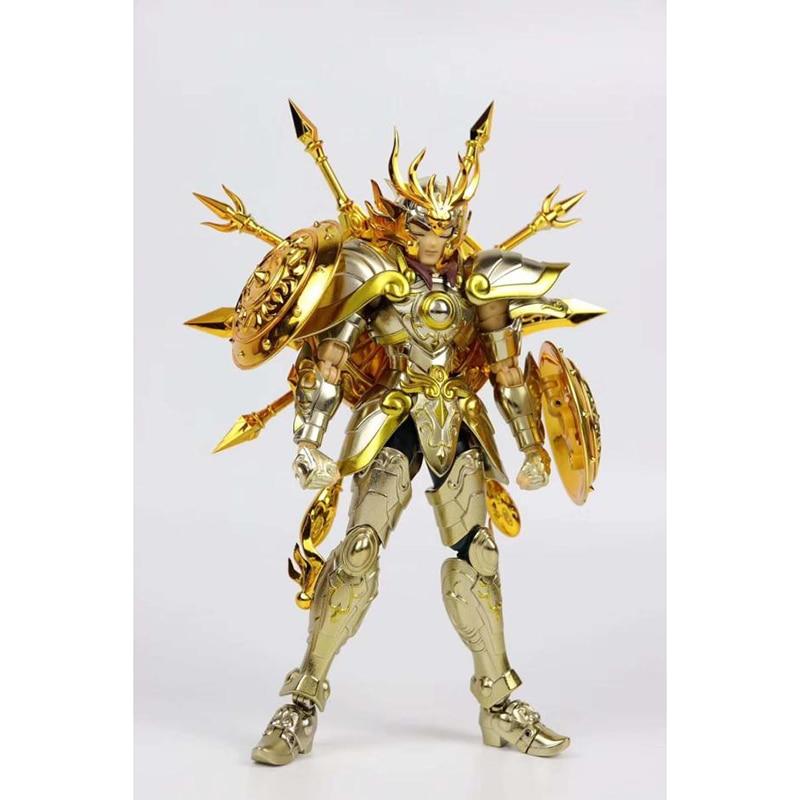CS Model Saint Seiya EX Libra Dohko God Cloth SOG Myth Metal Armor Toys Action Figure Collection стоимость