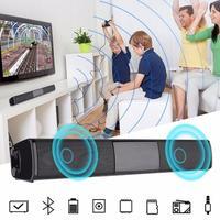 Hestia made V4.2 Bluetooth Loa Không Dây 3D surround Âm Thanh stereo Thanh Musica TV Del Máy Tính Altoparlanti Hỗ Trợ 3.5 mét TF USB
