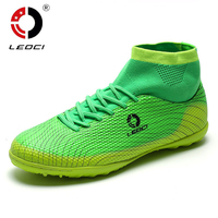 Indoor Kids Turf Soccer Shoes Men Original Cleats Superfly Sock Football Shoes For Sale 2016 Ankle