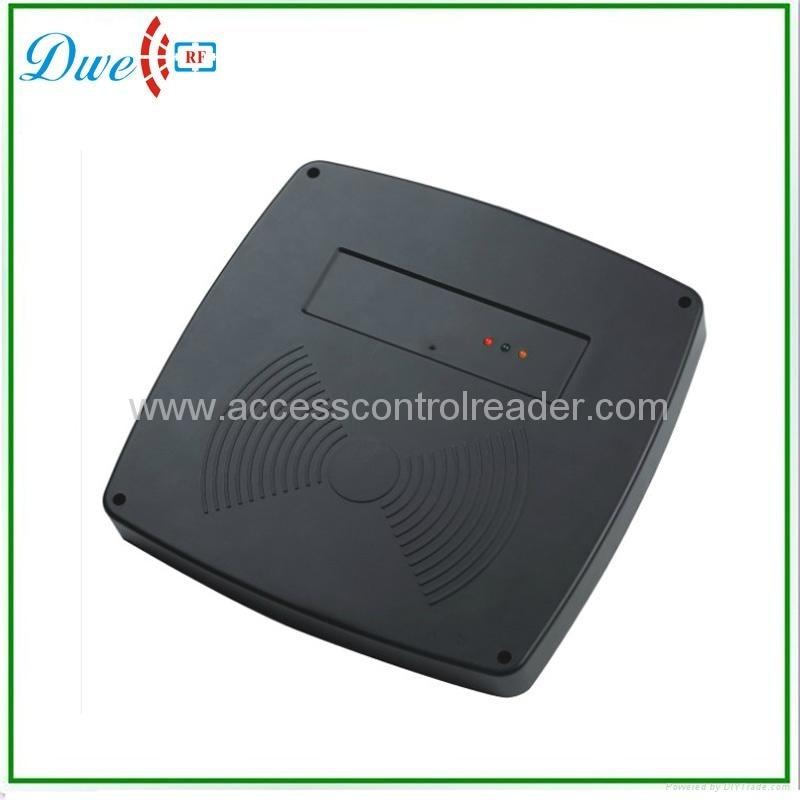 1M middle long range reader passive reader parking system цена