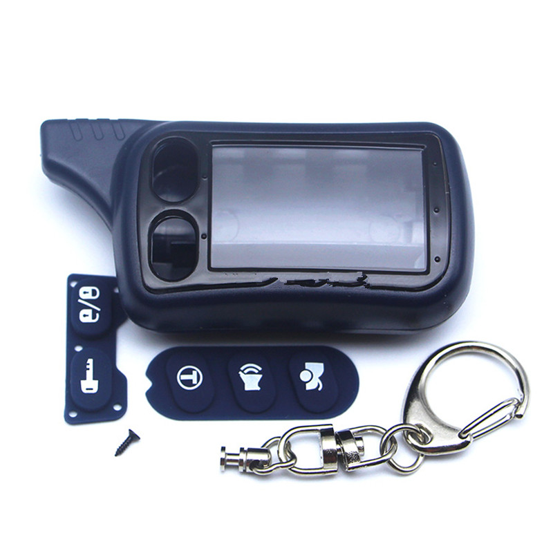 TZ9010 Case keychain for Tomahawk TZ9010 TZ9020 TZ9030 two way car alarm remote controller free shippingTZ9010 Case keychain for Tomahawk TZ9010 TZ9020 TZ9030 two way car alarm remote controller free shipping