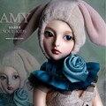 Смола куклы BJD SD кукла 1/4 souldoll ЭМИ совместное кукла Бесплатная Доставка Бесплатно глаза