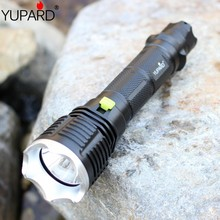 yupard high bright diving diver flashlight underwater waterproof  XM-L2 LED T6 white light yellow light Torch Lamp 18650/26650
