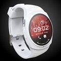 Беспроводная СВЯЗЬ Bluetooth V4.0 Сенсорный Смарт Наручные Часы Открытый Спорт Шагомер Сна Анти-потерянный Smartwatch Для iphone # EB203