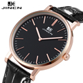 JINEN Men's Leisure Fashion Business Watches Classic Style High-quality Waterproof Quartz Watch Relogio Masculino With Gift Box
