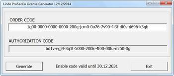 Linde ProSecCo zrealizuj swój wygenerowany kod produktu i 2014 nowy linde keygen do Lindos + PathFinder + doktor + TruckExpert data misje te tracą ważność Patch tanie i dobre opinie LARATH