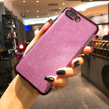 Luxury Soft TPU Gradient Silicone Case for Huawei Honor 7C 7A 7X 8 9 10 Lite P20 Pro P9 Lite P10 Plus P Smart Y6 Y7 Y9 2018 Case
