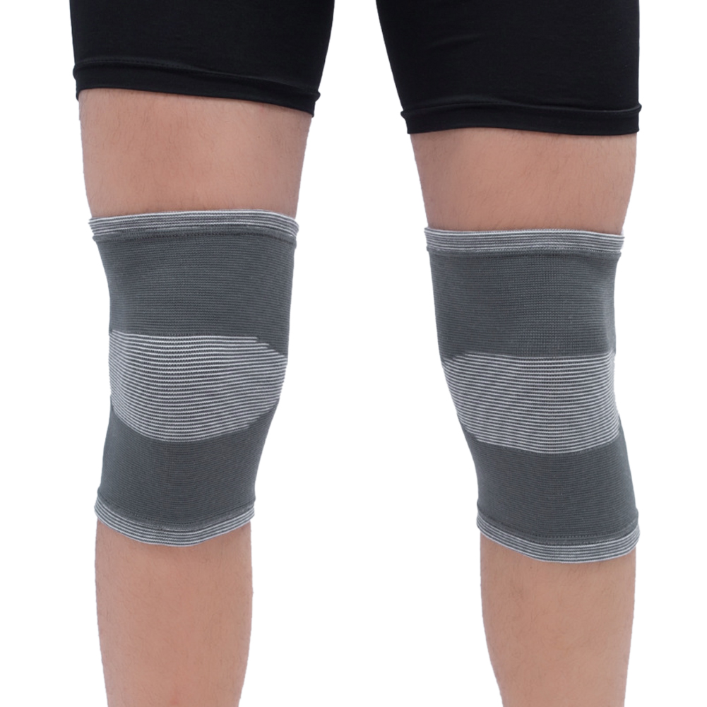 Super-thick Elastic Sports Leg Knee Support Brace Wrap Protector Knee Pads Protector Safety Kneepad Sleeve Cap Patella Guard