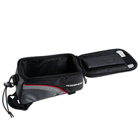 Good Deal Roswheel Large Size Bicycle Bike Front Frame Pannier Front Tube Storage Bag Pouch With