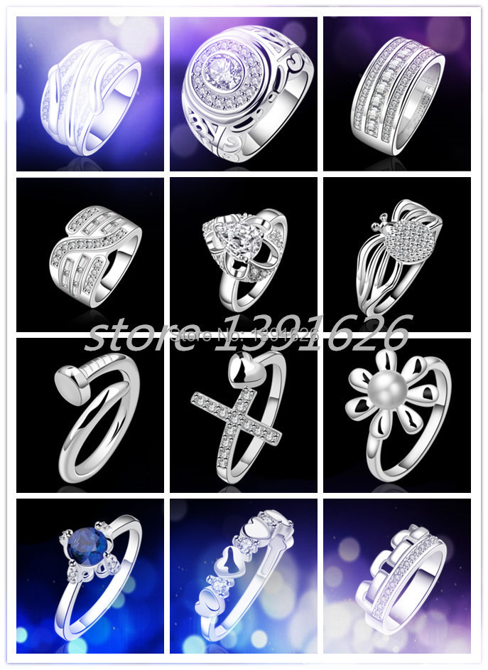 Ladies Girls Crystal Oval Ring vintage style Womens Retro Goth Musical Note Ring