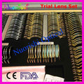 266 шт. золотой серебряный цвет диски меня-судебная объектив установлен блестящий металлический обод кожаный чехол упакованные 266L-JSGD низкой