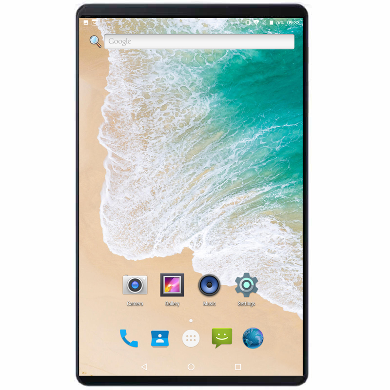 New 10 inch Original 4G Phone Call Tablets Android 8.0 Octa Core 6000mAh WiFi GPS Android LTE Tablet Pc 4GB+64GB tablet 10.1(China)