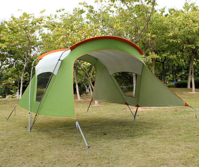 trap tent gazebo folding c&ing tent outdoor sun & trap tent gazebo folding camping tent outdoor sun-in Tents from ...
