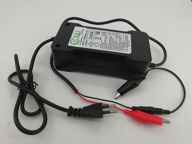 12V 10A LiFePO4 charger