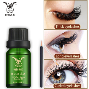 Image 1 - Eyelash Enhancer Eyelash Serum Eyelash Growth Serum Treatment Natural Eye Lashes Mascara Lengthening Longer