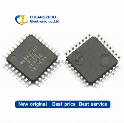 ATMEGA328P-AU ATMEGA328P ATMEGA328 8-bit Microcontroller AVR 32 K Flash Memory QFP-32