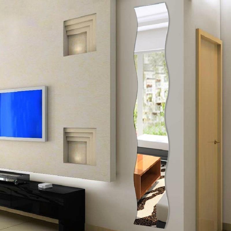 Vidrio ultra claro espejo s configuran vestidor espejo de for Pared de espejo precio