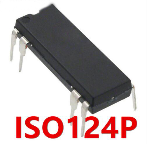 5pcs/lot ISO124P ISO124 DIP-8 In Stock